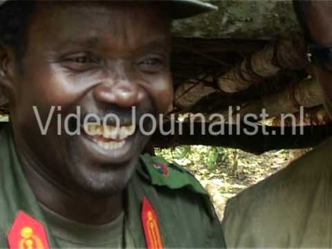 "DEMOCRATIC REPUBLIC OF CONGO: ""I am Joseph Kony"""