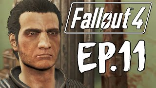 Fallout 4 - Охотник Института БОСС 11