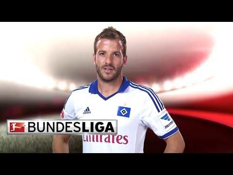 Rafael van der Vaart - Top 5 Goals