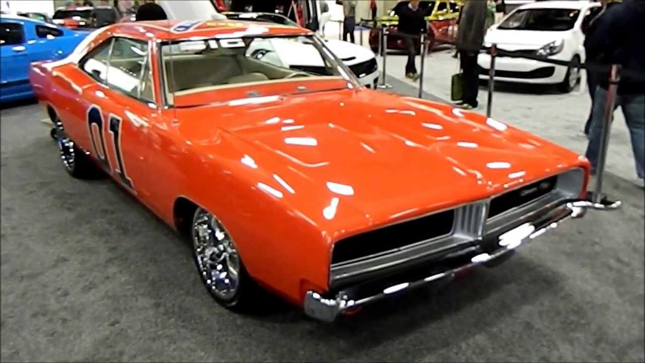 Dukes Of Hazzard General Lee Dodge Charger 2014 San Diego