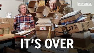 James May can't take it anymore! | Mail Time FINALE!