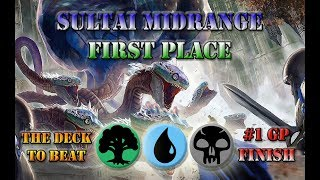MTG Sultai Midrange Deck Tech | First Place SCG Standard GP
