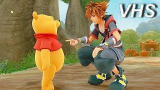 Kingdom Hearts 3 - Трейлер