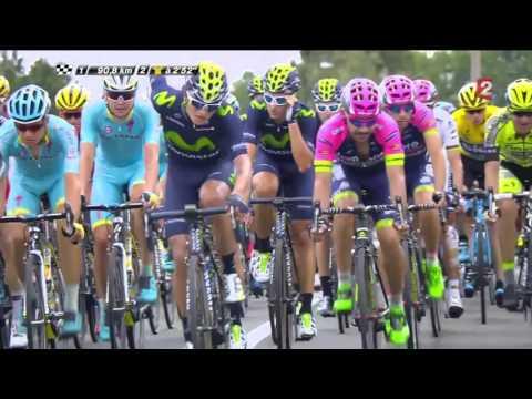 Cyclisme Tour de France 2015 - 4e étape - Seraing Bel - Cambrai - 07/07/2015