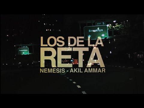 Akil Ammar - LOS DE LA RETA (ft. Némesis)