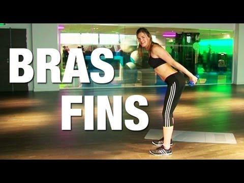Fitness Master Class - Bras fins