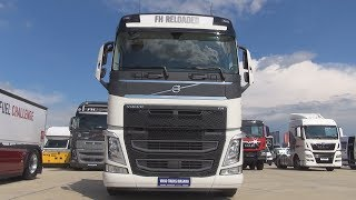 Volvo FH Reloaded 460 4x2 Tractor Truck (2019) Exterior and Interior