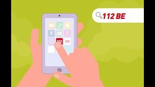 App 112 BE : de app die levens redt