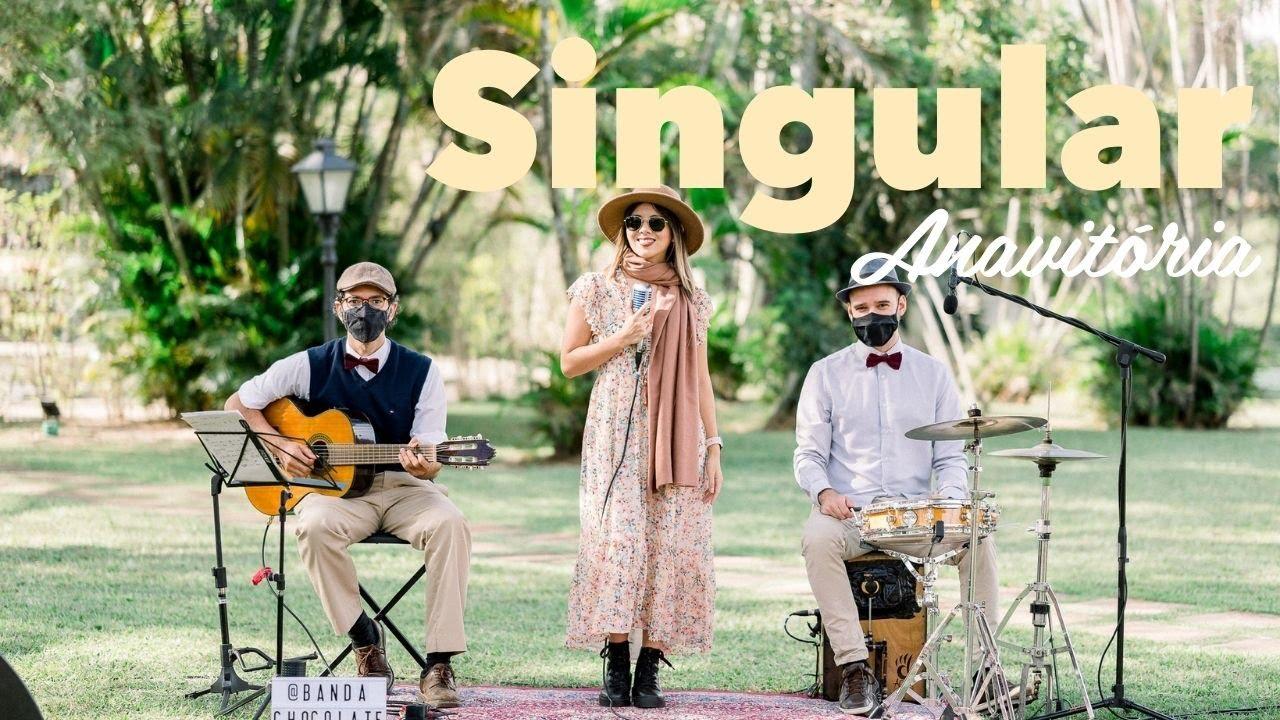 Singular - Banda Chocolate Quente   Música para Casamento