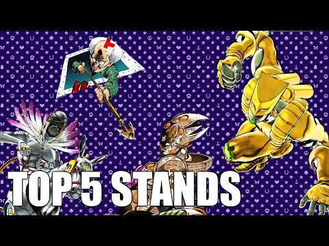 TOP 5 STANDS PIÙ FORTI DI SEMPRE