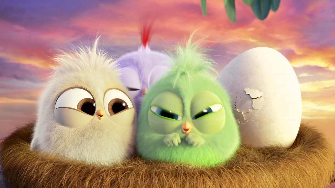 The Angry Birds Movie Mothers Day Message From The Hatchlings Youtube