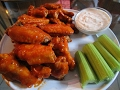How to make New Orleans Hot Wings with Ranch dressing from scratch