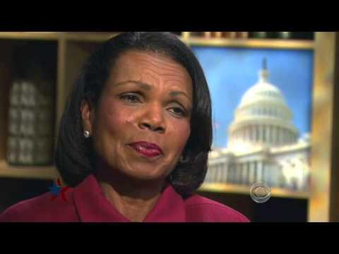 Condoleeza Rice on Obama's second term