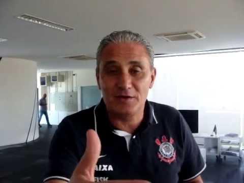 Tite recomenda Palestrante Julio Cesar de Souza