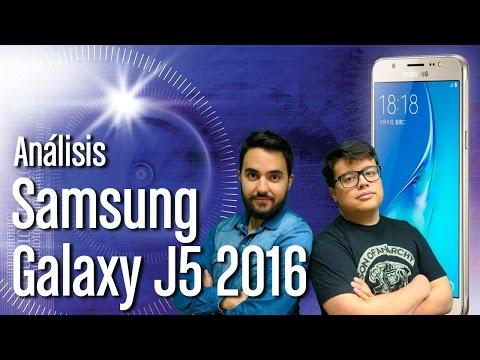 Samsung Galaxy J5 2016: análisis y características completas en español