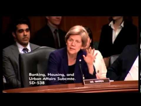 Senator Elizabeth Warren - Safeguarding Consumers