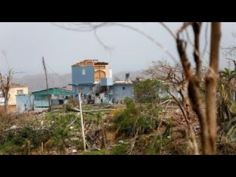 Rebuilding Puerto Rico after Hurricane Maria