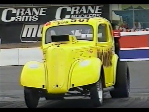 1995 Winfield Drag Racing Finals Eastern Creek part 1
