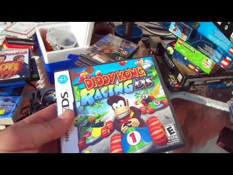 Video Games Jewelry CDs DVDs Legos Flea Market Garage Yard Estate Sale Finds Pick-Ups - 9/16/17