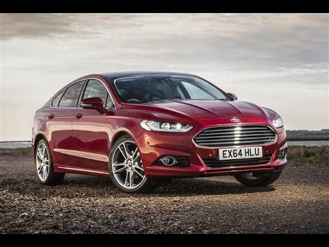 Ford Mondeo 2015 Car Review