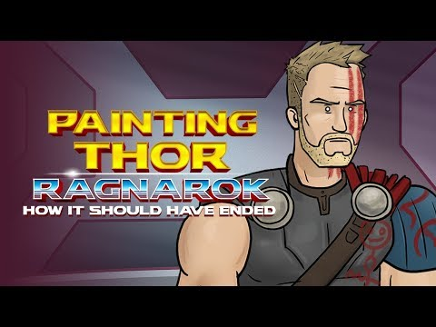 Download Youtube: Painting the Thor Ragnarok HISHE