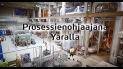 Uratarinoita: Prosessienohjaajana Yaralla