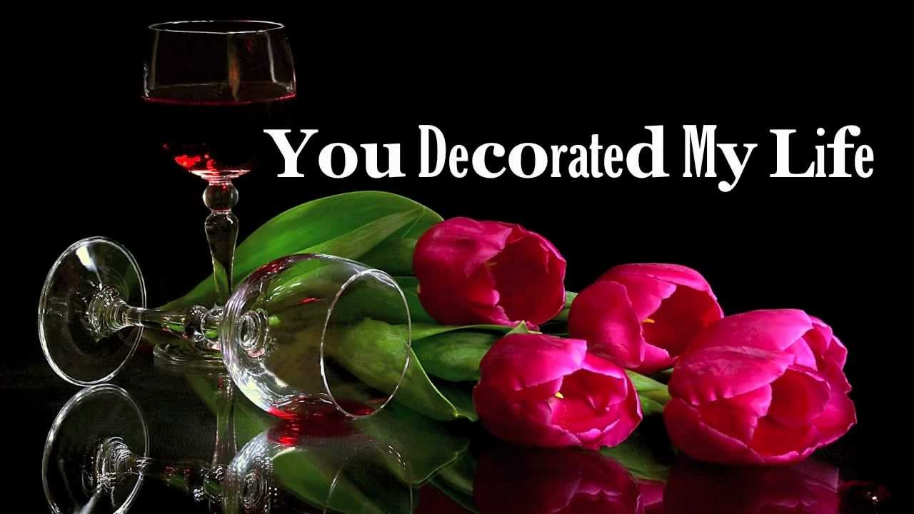 You Decorated My Life Kenny Rogers