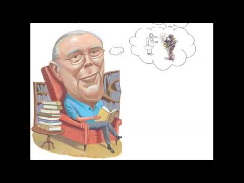 The Psychology of Human Misjudgement by Charlie Munger.