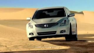 Nissan Motors Co. - Altima - Around The World in 8 Miles - Commercial - 2011