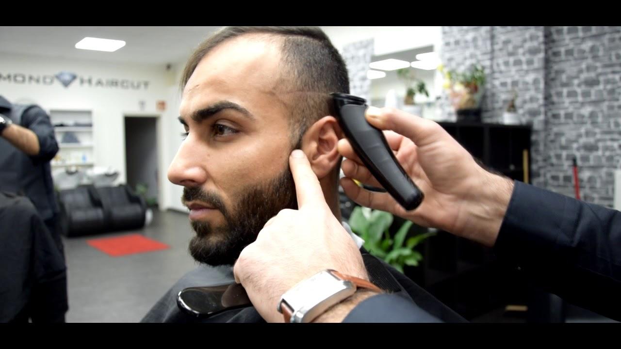 Diamond Haircut Verden Youtube