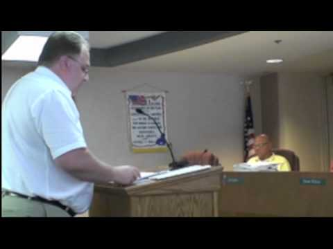 Download Louis Lester's Testimony to Washington Co. Board