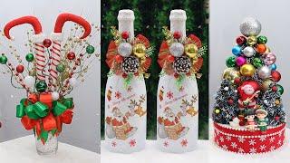 10 Diy christmas decorations 2021🎄 New Christmas decoration ideas 🎄 11