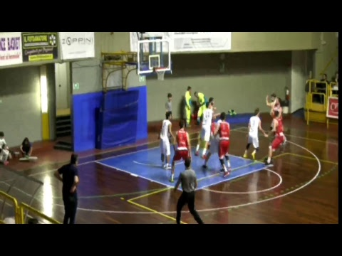 LNP Serie B 17/18 All Foods Fiorentina Basket Firenze - Witt-Acqua S. Bernardo Alba (girone A)