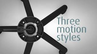 Tilter® - Seat motions in chairs (Award winning)