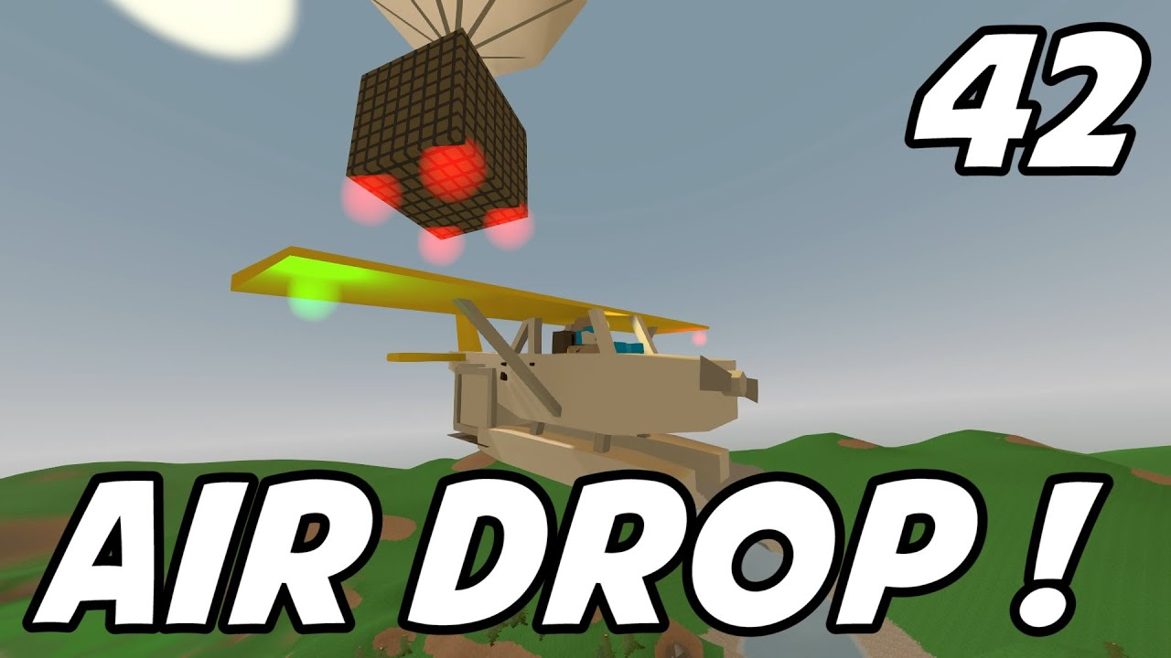 unturned e42 supply air drop acid zombies unturned role play