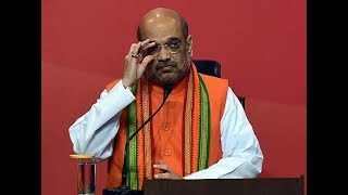 Rafale deal: BJP prez Amit Shah slams Rahul Gandhi, asks for apology towards armed forces