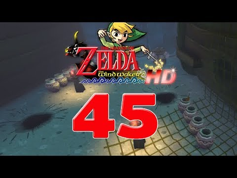Let's Play The Legend of Zelda The Wind Waker HD Part 45: Die Geisterschiff-Karte