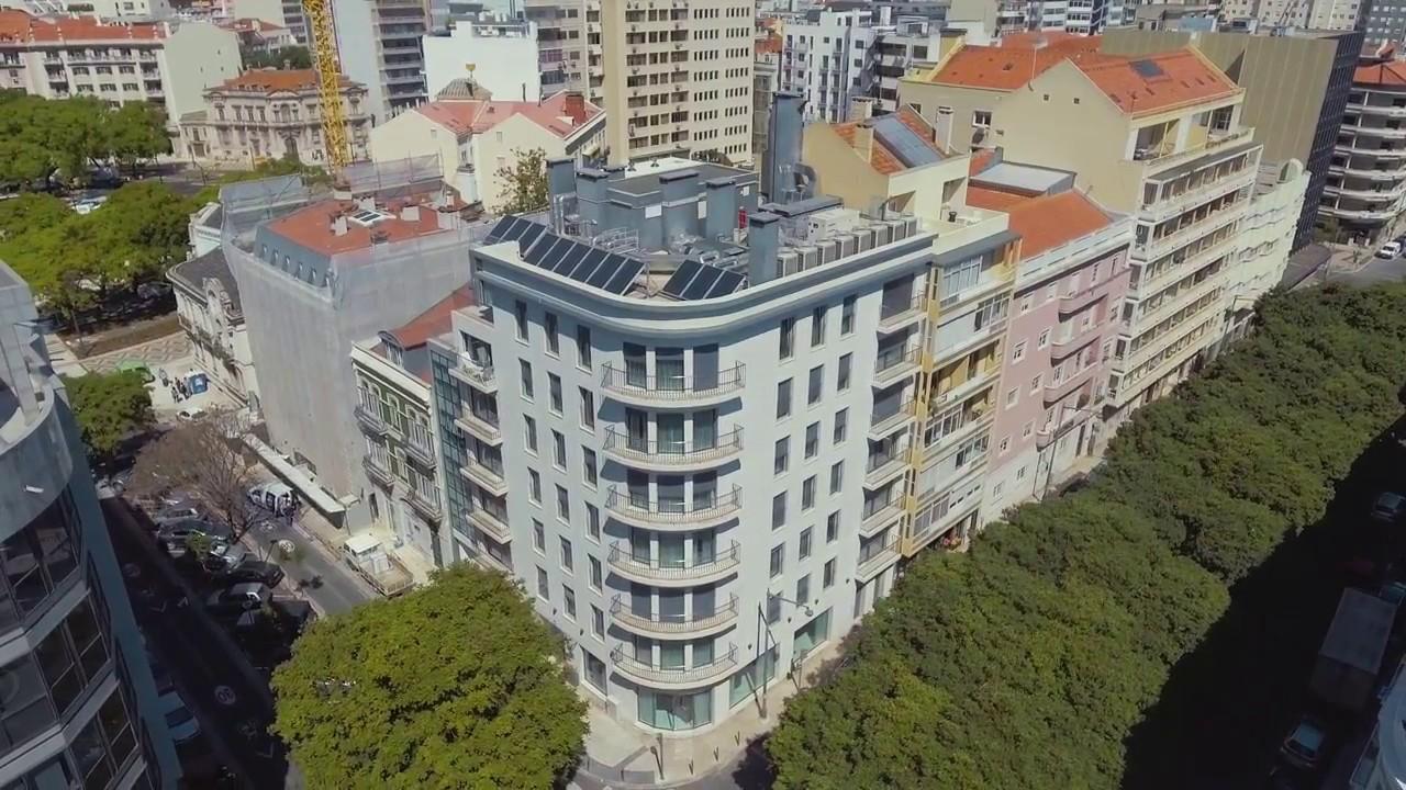 Olissippo Saldanha Hotel - 4 star hotel in Lisbon, Portugal