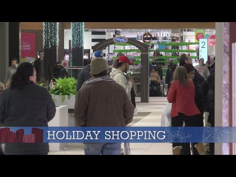 With 3 Shopping Days Left Until Christmas, Retail Scramble Begins