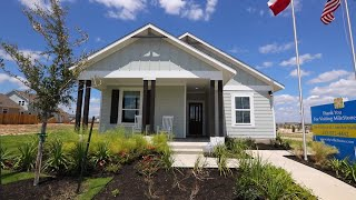 Leander Home Tour: 325 La Escalera (Milestone Community Builders)