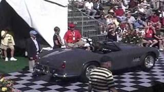 1st  Ferrari SWB 250 GT CALIFORNIA SPYDER!!
