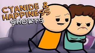 Love Story - Cyanide & Happiness Shorts