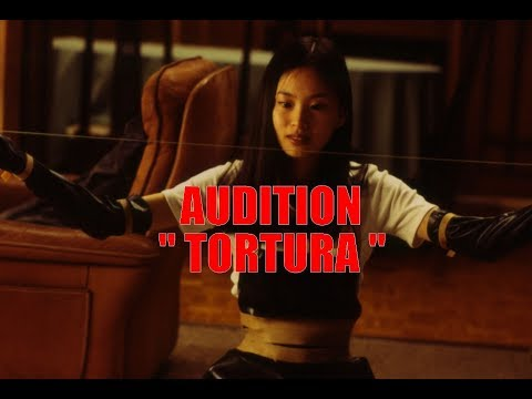"Audition  1999 HD ITA "" Tortura ""   ( Scena Integrale )"