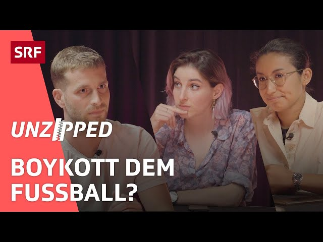 Fussball – Schuld an Rassismus und Gewalt an Frauen?   Unzipped Talk   SRF Impact