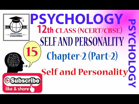 ExcellentCoaching || #Psychology || #Class 12|| #Ch2||(#Part