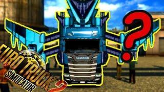 TRASPORTO SPECIALE! Scorta Polizia - Euro Truck Simulator 2