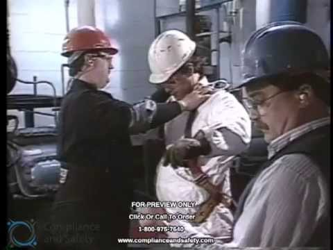 Confined Space Entry Training Video by Atlantic Training