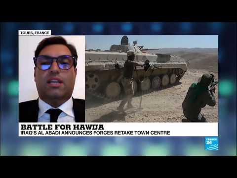 Iraq: The liberation of Hawija