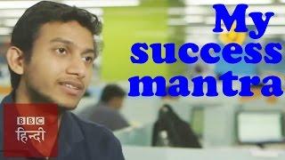 Success Mantra of Oyo Rooms' boss: BBC Hindi