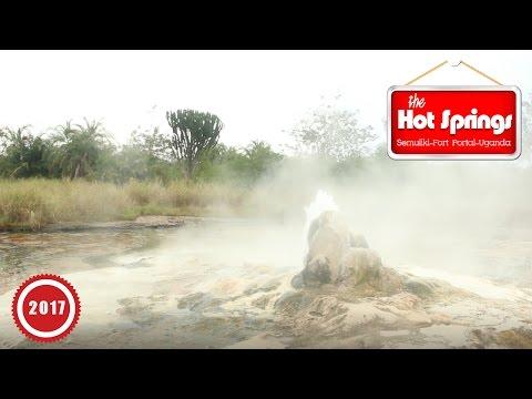 The Hot Springs-Semuliki-Fort Portal- Uganda 2017